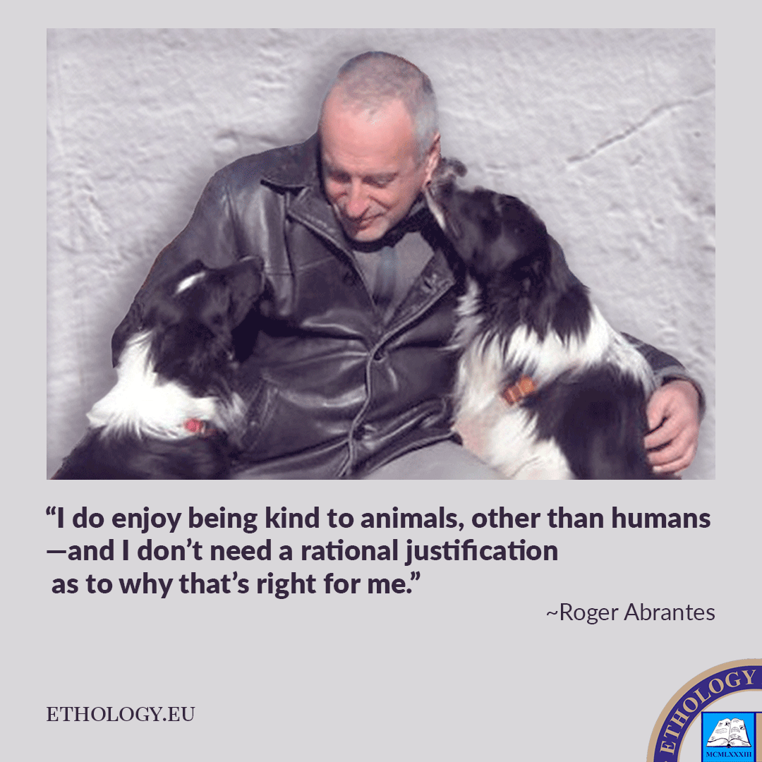 I Do Enjoy Being Kind to Other Animals