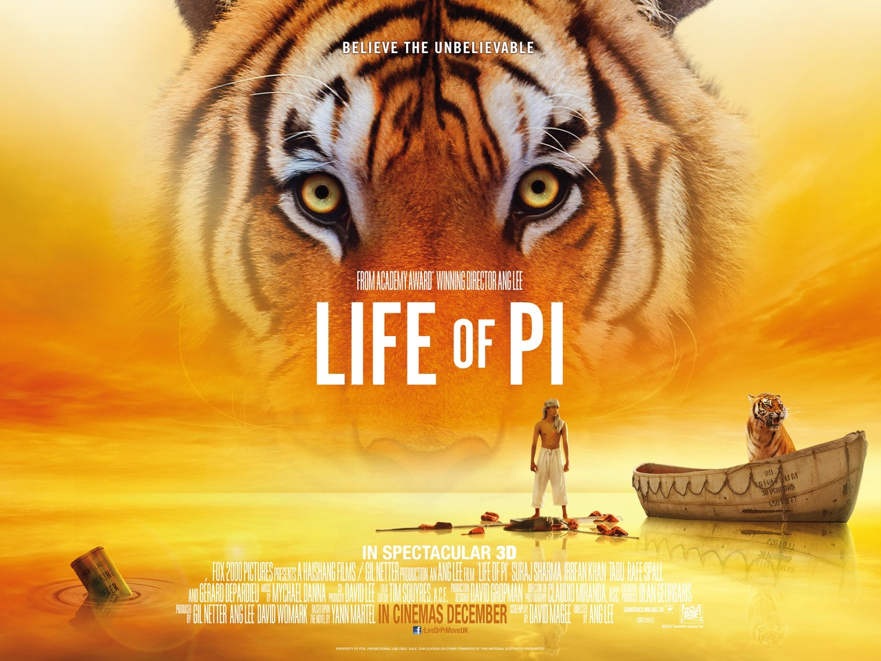 Life of pi read the book watch the movie ethology for Life of pi ending
