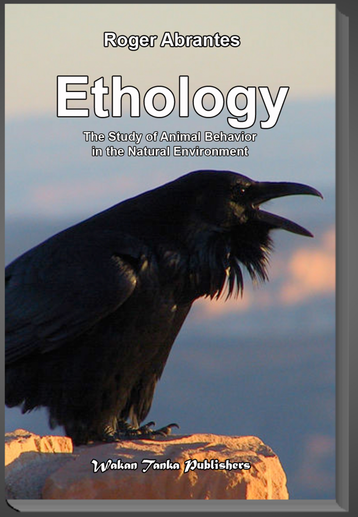 """Ethology—The Study of Animal Behavior in the Natural Environment"" by Roger Abrantes."